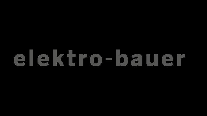 Logo des Elektroniker Bauer