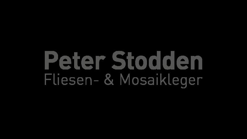 Logo eines Fliesenlegers